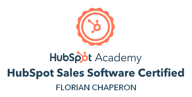 Baloo Consulting - certification Sales Hubspot